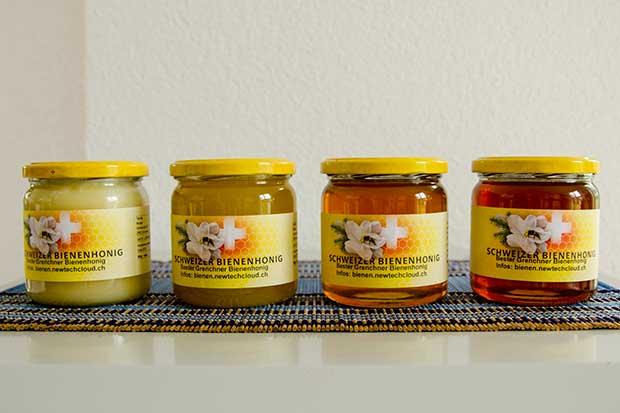 Honig_Jahreszeiten
