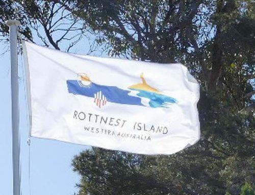 Insel Belegstelle Rottnest Island WA