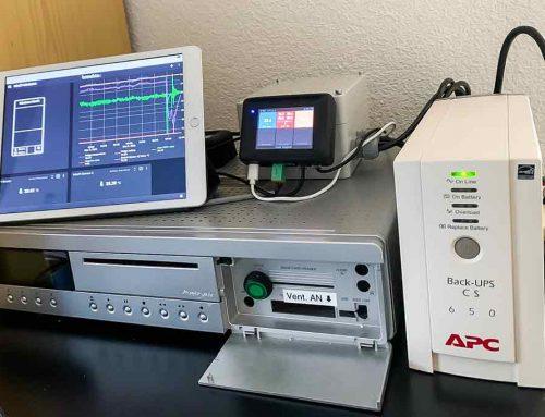 Inkubator Steuerung InkuPi 3 mit Brewblox